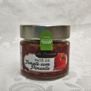 Patê de Tomate com Pimenta La Pianezza Polén sem glúten Porto Alegre