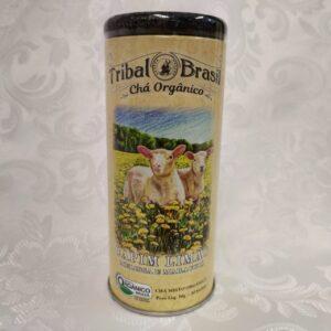 Lata chá orgânico capim limão Tribal Brasil