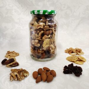 Mix de nuts Pólen sem glúten