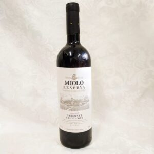 Vinho Miolo Reserva Cabernet Sauvignon Pólen sem glúten